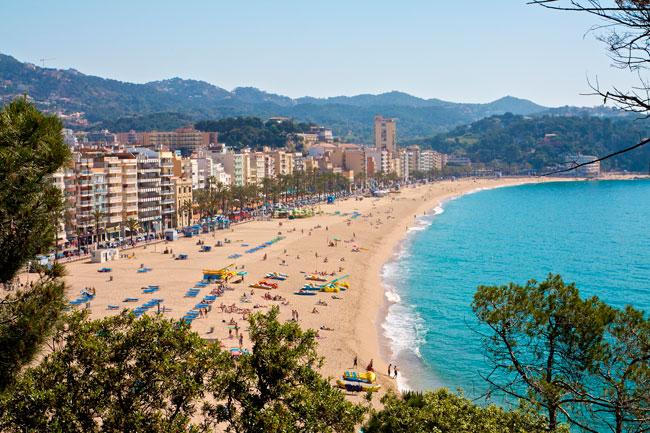 LIVE lloret de mar - beach