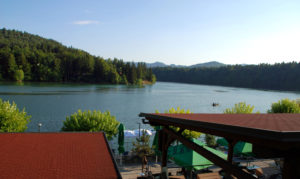 Zbiljsko jezero webcam