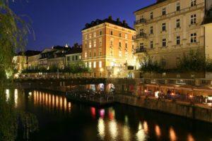 Webcam Ljubljana cankarjevo nabrezje airbnb