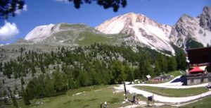 San Vigilio di Marebbe LIVEcam Fanes – 2.060m – Dolomites
