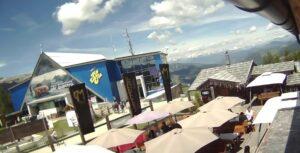 Piz la Ila Badia – Alta Badia Webcam Club Moritzino Dolomiten