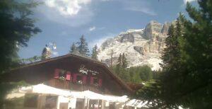 Cabane de montagne Lee – Santa Croce – Dolomites