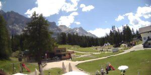 Cabane de montagne Nagler – Santa Croce