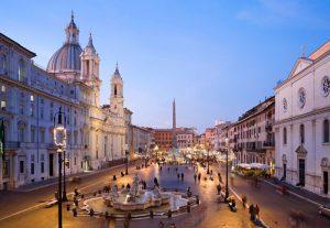 Navona square - Piazza Navona
