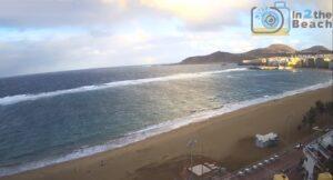 LiveCam Las Palmas – Las Canteras – Gran Canaria