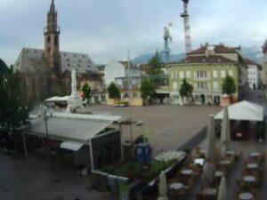 Webcam Bolzano – Walther Square – Dolomites live