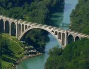Solkanski most kamera v živo