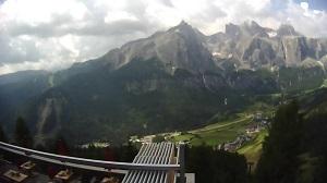 Col Pradat (2038m) Val Stella Aplina webcam Colfosco – Alta Badia – Dolomites