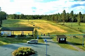 Webcam Levi Golf resort – Kittilä – Lapland livecam Finland