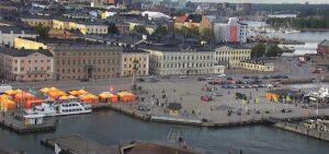 LIVEcam Helsinki – Näkymä Helsingistä – webcam Finland