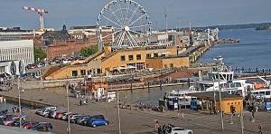 LIVE Webcam Port of Helsinki – South Harbour Live – Livecam Finland