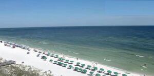 LIVE Webcam Okaloosa Island – Live cam from Wyndhan Garden – Florida