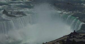 LIVE Niagara Falls webcam Ontario