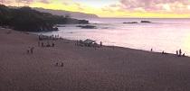 Livecam Oahu – Hawaii islands – Waimea Bay webcam