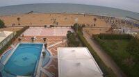 Live Webcam Park Hotel Brasilia Jesolo strand web kamera