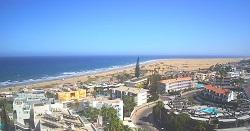 Panoramic LIVE webcam Playa del Ingles
