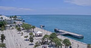 V ŽIVO Key West – Mallory Square – Florida spletna kamera