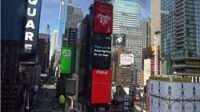 Times Square LIVEcam Duffy Square – New York webcam
