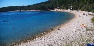 LIVE webcam Camp Slatina livecam Cres – Croatia