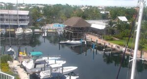Livecam Key Largo Courtyard Marriott webcam Florida