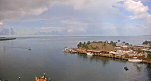 LIVE webcam Key Largo – Black Water Sound – Florida livecam