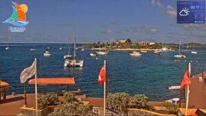 Live Webcam St. Croix – Christiansted Harbor livecam U.S. Virgin Islands