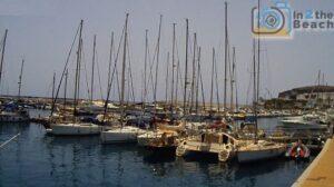 Webcam Pasito Blanco marina livecam Muelle