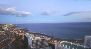 LIVE Webcam Playa de las Burras