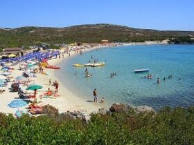 Webcam Cala Sassari - Golfo Aranci - Sardinia - Sardegna