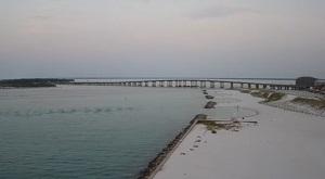 LIVE Webcam Destin Bridge – Florida livecam USA