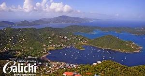 Live Webcam Calichi from Picture Point – St. John livecam U.S. Virgin Islands