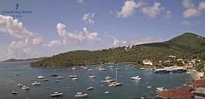 Grande Bay Resort Live Webcam in Cruz Bay – St. John – US Virgin Islands