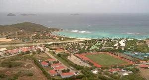 St. Barth – Plaine de St-Jean – Webcam French Antilles – Caribbean