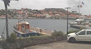 Port of Gustavia – St. Barths – French Antilles Live webcam Caribbean