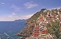 Webcam Live Cinque Terre – Riomaggiore – Liguria – Italia