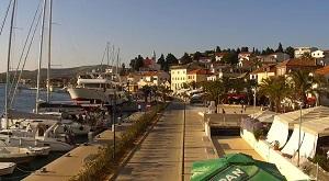 LIVE Webcam Rogoznica – Panoramic view – Croatia