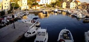 Live webcam Prvić Šepurine marina – Prvić island – Croatia Livecam