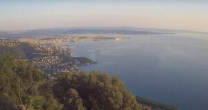 Live webcam Trieste – Trst – Panoramic view from Monte Grisa – FVG – Italy