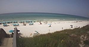 Live Webcam Blue Mountain Beach Santa Rosa – Florida – USA