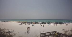 Westwinds Beachcam Sandestin – Miramar beach webcam Florida – USA