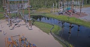 Levi Activity park LIVE webcam Finland
