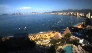 Acapulco webcam Bahia Santa Lucia – Guerrero – Mexico