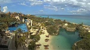 Live webcam from Hotel Xcaret Mexico – Quintana Roo – Mexico