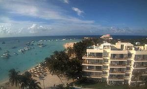 Live webcam Isla Mujeres – Playa Norte beach – Quintana Roo – Mexico