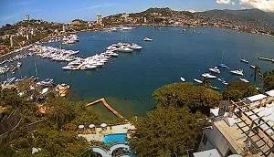 Live Webcam marina Acapulco – Guerrero – Mexico