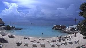 Playa Cozumel beach live webcam – Hotel Presidente Intercontinental – Quintana Roo – Mexico