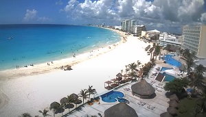 Punta Cancún Livecam Cancun – Quintana Roo – Mexico