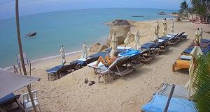 Live webcam Lamai Beach – BaoBab – Koh Samui – Thailand